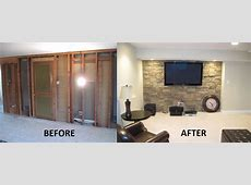 Basement Remodeling Dienberg and Son Contractors 630