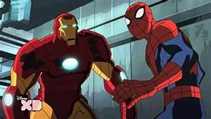"""Zero Angel Richardson: """"Ultimate"""" Spider-Man Animated ..."""
