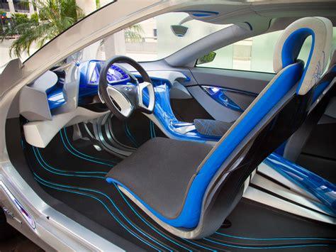 Hyundai Unveiled Nuvis Concept Car Motorlogy