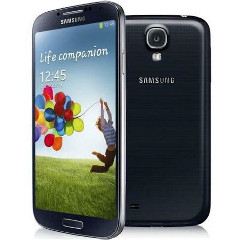 samsung galaxy s4 gt i9500 android 16gb 13mp mobile phone black ebay