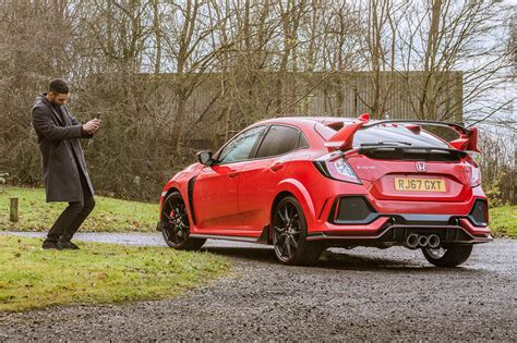 Review Honda Civic Type R by Honda Civic Type R Term Test Review Car Magazine