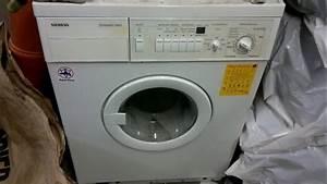 Siemens Waschmaschine Schlüssel : siemens siwamat 6143 waschmaschine youtube ~ Watch28wear.com Haus und Dekorationen