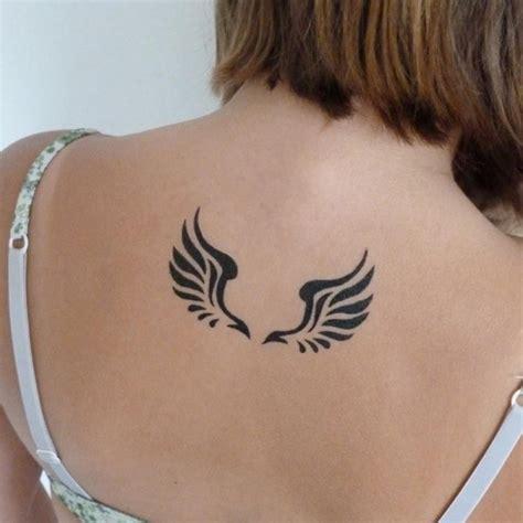 tatouage ailes d ange tribal tatouage ailes d ange sur