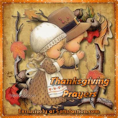 Thanksgiving Prayers Animated Happy Fall Blessings Friends