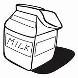 Milk Carton Coloring Pages Netart Clip Clipart Template Find Open sketch template