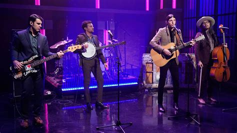 Watch Late Night with Seth Meyers Highlight: The Avett ...