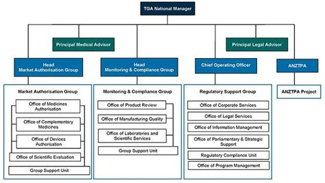 tga business plan   attachment  organisational