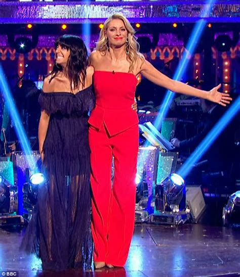 Strictly's Tess Daly and Claudia Winkleman dazzle on final ...