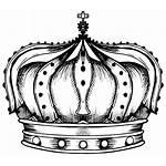 Crown Line Clip Clipart Transparent Illustration Onlinelabels