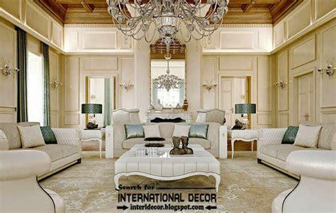 luxury classic interior design decor and furniture home
