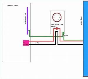 Wiring A 220 Water Heater