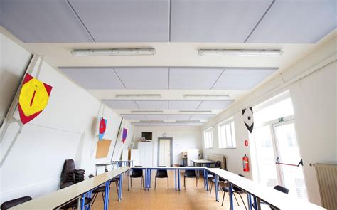 Moderne Len Plafond by Plafond Wandpanelen Dox Acoustics
