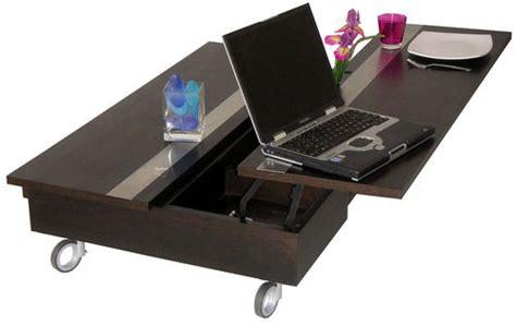 Une Bonne Gestion De L'espace Avec La Table Basse Design