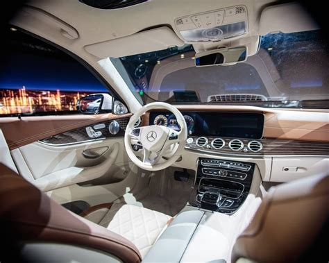 Define Ash by High Quality Materials Define The E Class Interior Style