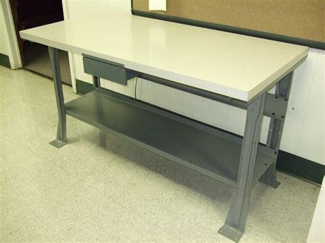 workbenches stanley vidmar equipto