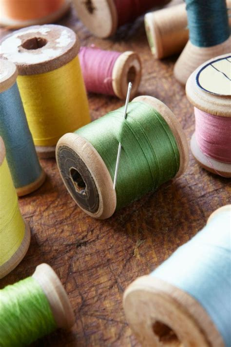 craft ideas  thread spools thriftyfun