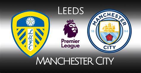 Manchester City vs. Leeds partido EN VIVO por Premier League