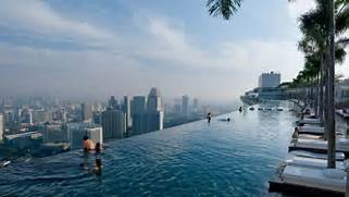 Singapore Hotel With Infinity Pool On Rooftop Image Singapore S Rooftop Infinity Pool