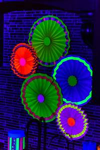 Kara's Party Ideas Glow Dance Birthday Party | Kara's ...  Glow