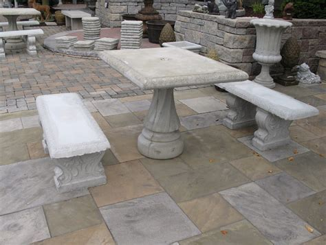 Polished Concrete Patio Furniture ? Home Ideas Collection