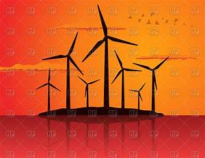 Wind Turbine clipart wind power - Pencil and in color wind ...