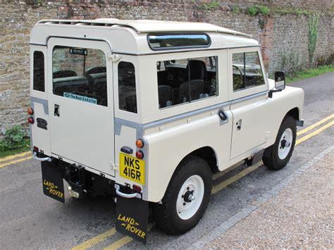 land rover safari roof land rover series series iii station wagon with safari