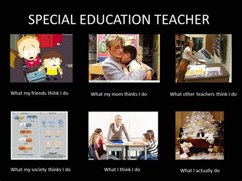 Special Ed Memes - image 251468 teaching do what and so true