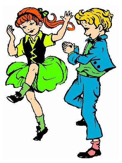 Dancing Clipart Dance Clip Cartoon Class Grandmother