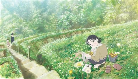 Anime Movie In This Corner Of The World In This Corner Of The World Anime Film To Premiere On June 28