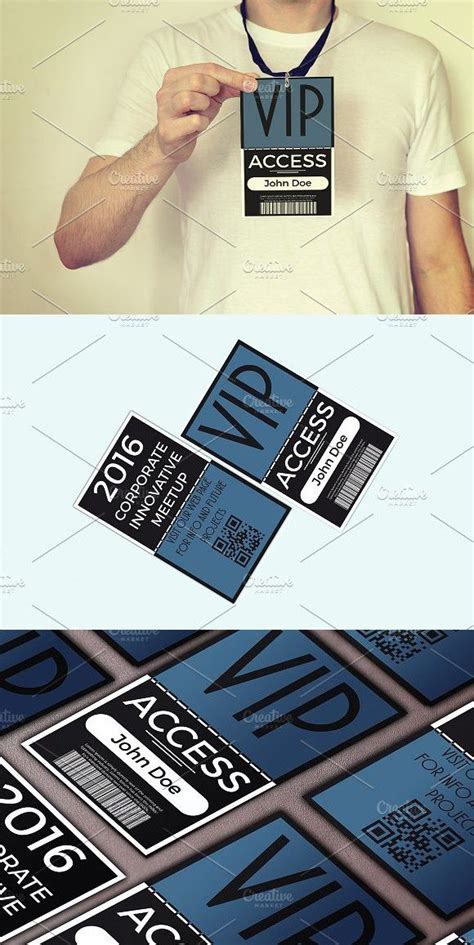 corporate vip pass card  images card design vip