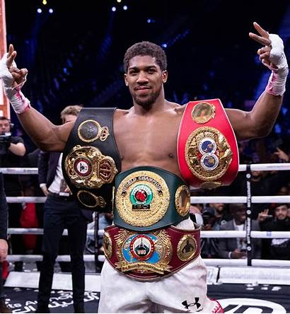 Heavyweight Boxing Champion Current Anthony Joshua One37pm