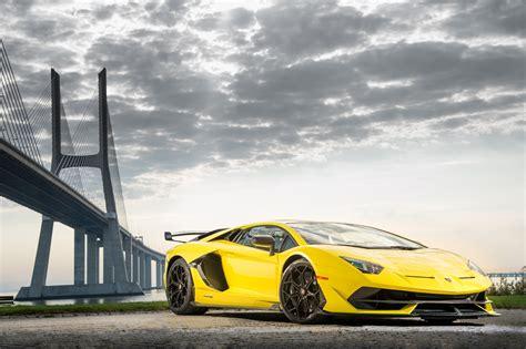 Wallpaper Id 85958 Lamborghini Aventador Svj