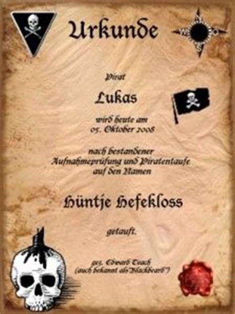 piratenparty bastelideen mit bildern piratengeburtstag