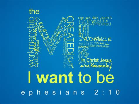 The Me I Want To Be  Escalon Presbyterian Church