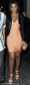 The Saturdays' Rochelle Wiseman displays weight loss as ...