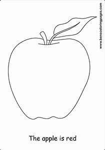 Printable Coloring Pages In Red. Printable. Best Free ...