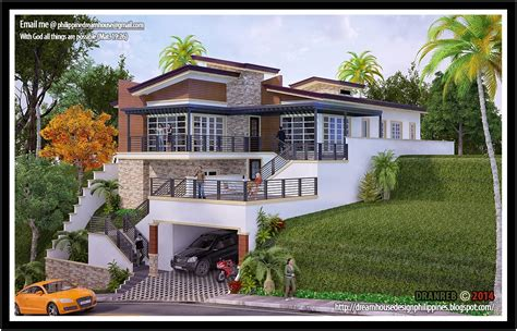 House Plans For Steep Sloping Lots