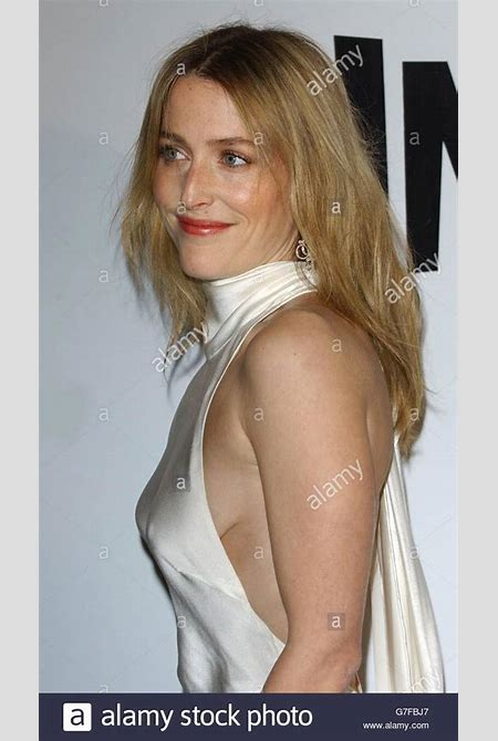 Gillian Anderson British Independent Film Awards Stock Photo: 107903215 - Alamy