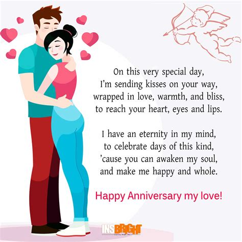 cute happy anniversary poems      images insbright