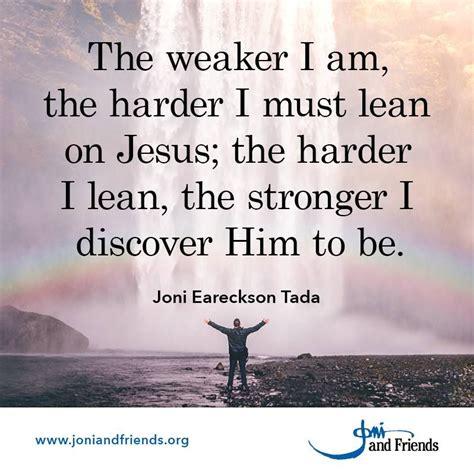weaker    harder   lean  jesus
