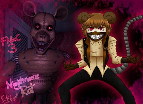 Nightmare Rat By Emil-inze On Deviantart