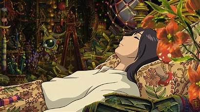 Moving Castle Ghibli Howls Studio Desktop Wallpapers