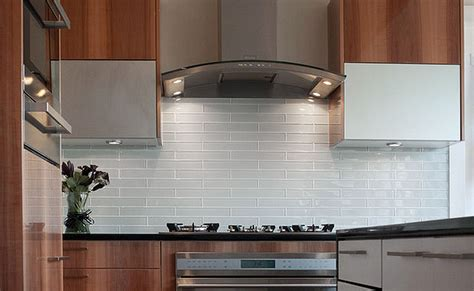 glass subway tiles for kitchen backsplash white glass subway backsplash photos backsplash com