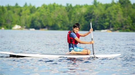 Water Sports - Camp Caribou