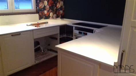 Sinsheim Ikea Küche Mit Silestone Arbeitsplatten Eternal