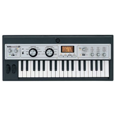 korg microkorg xl synthesizer vocoder nearly new at gear4music