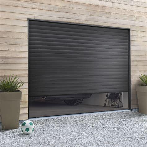 porte de garage enroulable leroy merlin garage en bois leroy merlin mzaol
