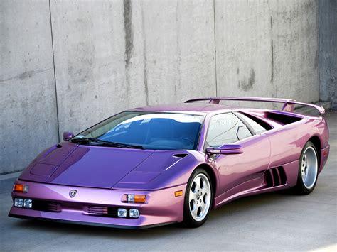 1994 Lamborghini Diablo SE30 Car Vehicle Classic Sport ...