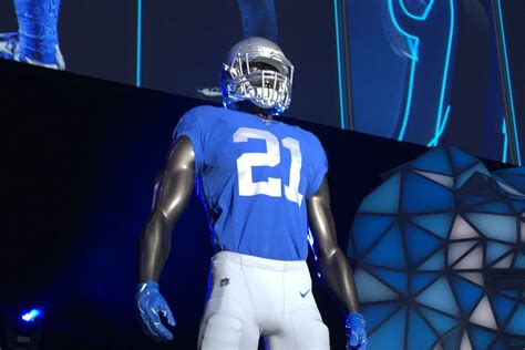 New Custom Detroit Lions Jerseys Now Available For