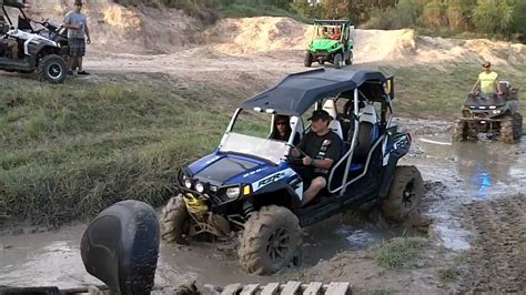 Brute Force And Can Am Mudding At Down South Atv Park